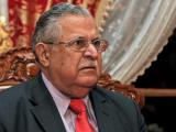Иракского президента доставили в больницу без сознания