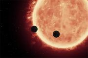 В 40 световых годах от Земли нашли три потенциально обитаемые планеты