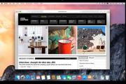 Операционная система OS X Yosemite станет доступна с 16 октября