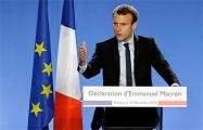 Опрос: Макрон и Ле Пен - фавориты первого тура выборов во Франции