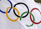 Сборная Украины шла на закрытии Олимпиады с траурными лентами