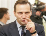 Сикорски: вести торговлю с Россией за Украину ЕС не намерен