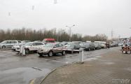 На майские праздники из Беларуси на авто выехали в ЕС 132 тысячи человек