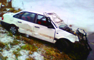 Белорус отправил авто на дно водоема, выбрался, а потом с веревкой нырял за машиной