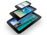 Google показала новые смартфон и планшет Nexus