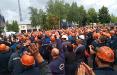 Еще один рабочий присоединился к стачке «Нафтана»