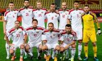 Белорусская сборная по футболу поднялась на 67-е место в рейтинге