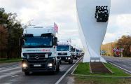 У белорусского дальнобойщика в Нидерландах случился инсульт