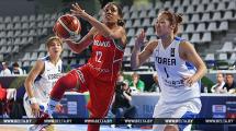 Белорусские баскетболистки завоевали путевку на Олимпиаду-2016