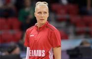 Белорусская баскетболистка Елена Левченко уехала в Турцию