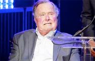 Джорджа Буша-старшего госпитализировали в США