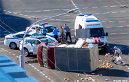 Крупная авария на Немиге
