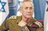 Формировать новое правительство Израиля будет лидер оппозиции Бени Ганц