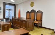 Судья Центрального района Минска паркуется на местах для инвалидов