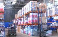 Запасы продукции на складах Беларуси вновь стали расти