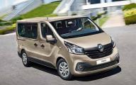 Новый Renault Trafic – для семьи и бизнеса