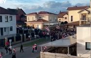 Ермошина эвакуировалась из Дроздов