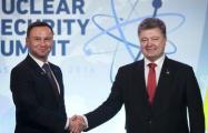 Порошенко - Дуде: Надеемся на укрепление  партнерства между Украиной и Польшей