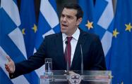 Премьер-министр Греции впервые надел галстук