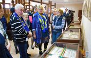 В Борисове открылась выставка значков ФК «БАТЭ» в Еврокубках