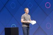 Цукерберг получил ученую степень спустя 12 лет после ухода из Гарварда