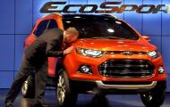 Ford проводит дорожные испытания нового EcoSport