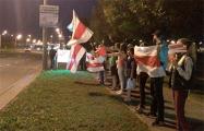 Шабаны вышли на протест
