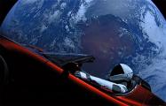 Запущенная в космос Tesla Илона Маска добралась до Марса