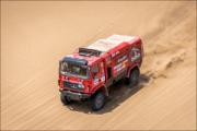 МАЗы стартуют в первом в истории ралли по пустыне Каракумы