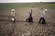 Три китайских фермера под видом военных вымогали взятки