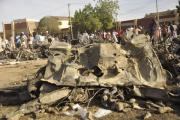 Число погибших при теракте в Нигерии достигло 120 человек.