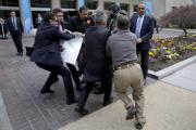 Власти США раскритиковали действия охраны Эрдогана по отношению к протестующим