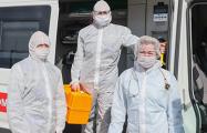 Белорусские медики находятся в состоянии истощения и оцепенения