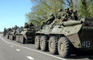 Путин стягивает войска на Донбасс