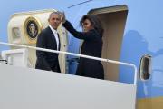 Обама отправился с историческим визитом на Кубу
