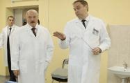 Лукашенко — министру здравоохранения: Я буду поднимать кого-нибудь, а ты трубку в горло засовывать