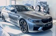 В Беларусь привезли самый быстрый спорткар BMW