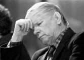 Сегодня Василю Быкову исполнилось бы 89 лет