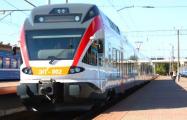 Минчанка: Из-за челноков невозможно вернуться домой на новом поезде из Варшавы