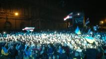 Солидарны с Беларусью: концерт «Ляписов» в Варшаве (Видео)