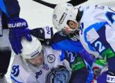 Минское «Динамо» проиграло рижскому в матче чемпионата КХЛ