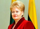 Президент Литвы Грибаускайте: «Фактически Россия воюет со всей Европой»