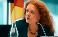 Дэпутатка Бундэстагу дапусьціла санкцыі супраць Беларусі і адмену візавага пагадненьня