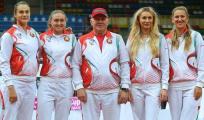 Белорусские теннисистки прорвались в Мировую группу Кубка Федераций