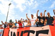 Футбольные фанаты: Омоновцы прыгали по нашим головам и спинам