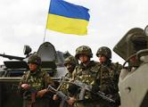 Украинская армия берет под охрану избиркомы в Донбассе