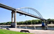 Видеофакт: В Гомельской области еще один мост признали аварийным