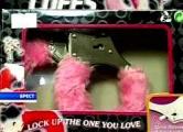 В детских магазинах Бреста продают наручники (Фото)