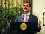 Правительство Пакистана ушло в отставку