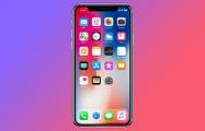 «Белорусские» iPhone X - одни из самых дорогих в мире